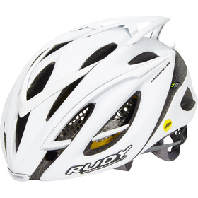 Rudy Project Racemaster MIPS Casque, white stealth (matte)